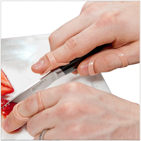 Oval-8® Finger Splints
