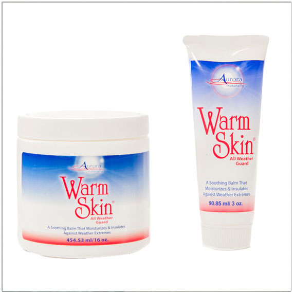 Warm Skin® - All Weather Guard Cream