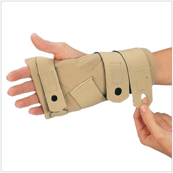 oval 8 splint sizing guide