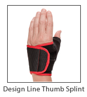 Design Line Thumb Splint