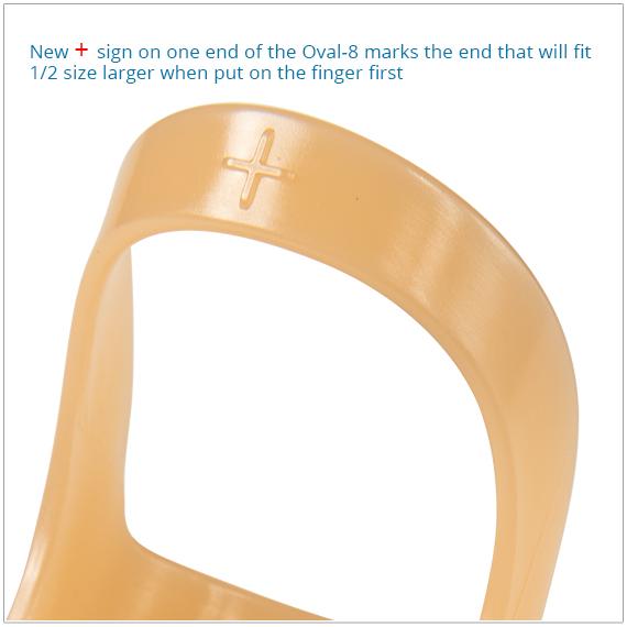 Oval-8 Finger Splints